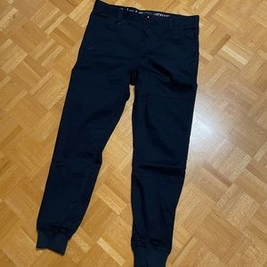 Publish Cuffed Jeans (Navy)